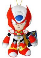 """Mega Man X: Zero 8"""" Plush"""