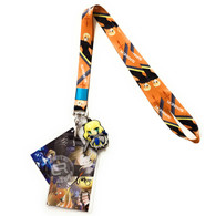 Fate/Zero: Saber Lanyard with ID Badge Holder and Charm