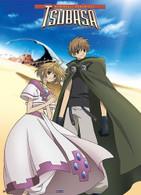 Tsubasa: Syaoran and Sakura at Clow Kingdom Anime Wall Scroll