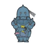 FullMetal Alchemist: Al Holding Kitty Anime Patch