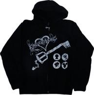 Kingdom Hearts: Keyblade Kingdom Key Hoodie Sweatshirt