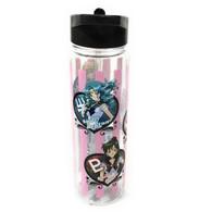 Sailor Moon Stars: Outer Scouts & Chibimoon Tritan Water Bottle