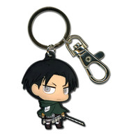 Attack on Titan: Chibi SD Levi PVC Key Chain