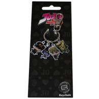 Jojo's Bizarre Adventure: SD Chibi Group Metal Key Chain