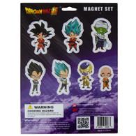 Dragon Ball Super: Resurrection F SD Group Magnet Set