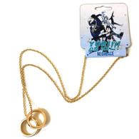 Yuri!!! On Ice: Yuri & Victor Ring Necklace