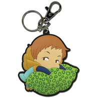 The Seven Deadly Sins: SD King PVC Keychain