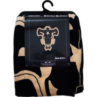Black Clover: The Black Bulls Cloak Throw Blanket
