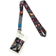 Persona 5 Group Lanyard with ID Badge Holder