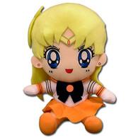 Sailor Moon: Sailor Venus Sitting Plush