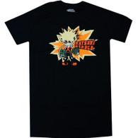 My Hero Academia: SD Katsuki Bakugou Hero Suit Men's T-Shirt