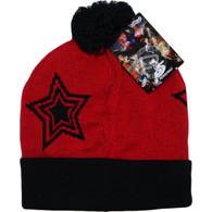 Persona 5: Shujin High School Logo Pom Beanie Hat