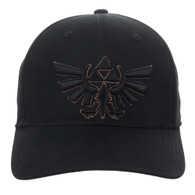 The Legend of Zelda Triforce Flex Fitted Cap Hat