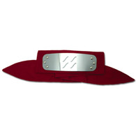 Boruto Naruto Next Generations Hidden Mist Village Red Headband