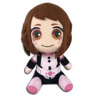 My Hero Academia: Ochaco Uraraka Hero Suit Costume Sitting Plush