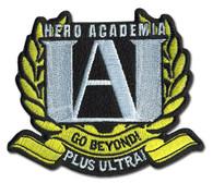 My Hero Academia: UA Go Beyond Plus Ultra Patch