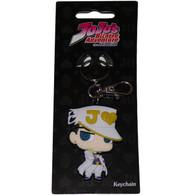 Jojo's Bizarre Adventure S3 Diamond Is Unbreakable SD Jotaro PVC Keychain
