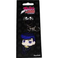 Jojo's Bizarre Adventure S3 Diamond Is Unbreakable SD Josuke PVC Keychain