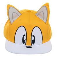 Sonic the Hedgehog: Tails Big Face Snapback Cap Hat