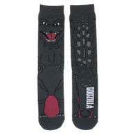 Godzilla 360 Character Crew Socks - One Pair