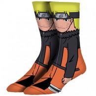 Naruto Shippuden: Naruto 360 Character Socks - One Pair