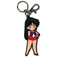Sailor Moon: SD Sailor Mars PVC Keychain