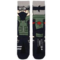 Naruto Shippuden: Kakashi 360 Character Socks - One Pair