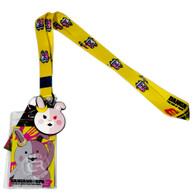 Danganronpa 3 Usami Lanyard with ID Badge Holder & Charm