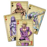 Jojo's Bizarre Adventure S4 Group Playing Cards