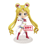 Sailor Moon Eternal Movie: Super Sailor Moon Q posket Figure - Ver. A