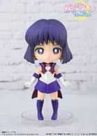 Sailor Moon Eternal: Super Sailor Saturn Eternal Edition Bandai Figuarts Mini 034 Figure