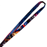Transformer Lanyard with Retractable ID Badge Card Holder