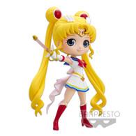 Sailor Moon Eternal Movie: Super Sailor Moon Q posket Figure - Moon Kaleidoscope Version