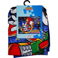 Sonic the Hedgehog: Sonic & Knuckles Sublimation Throw Blanket