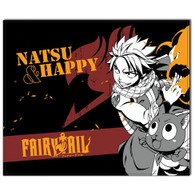 Fairy Tail: Natsu and Happy Throw Blanket