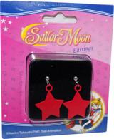 Sailor Moon: Sailor Mars Star Earrings