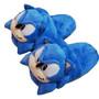 Sonic the Hedgehog: Sonic Head Slippers