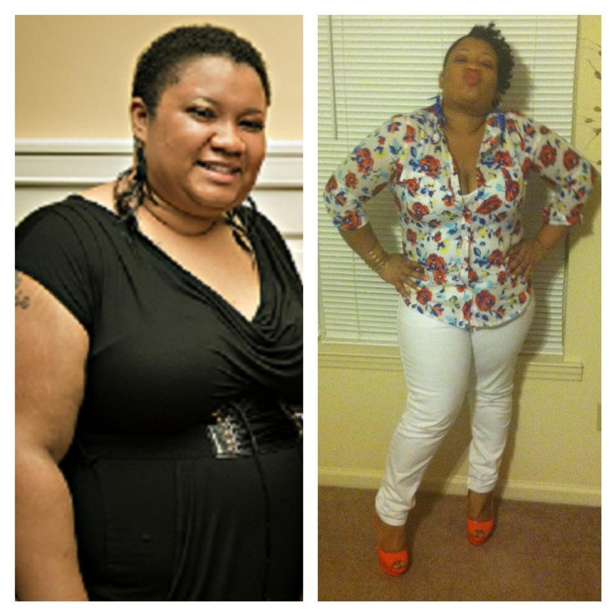 Success Story (Candice)