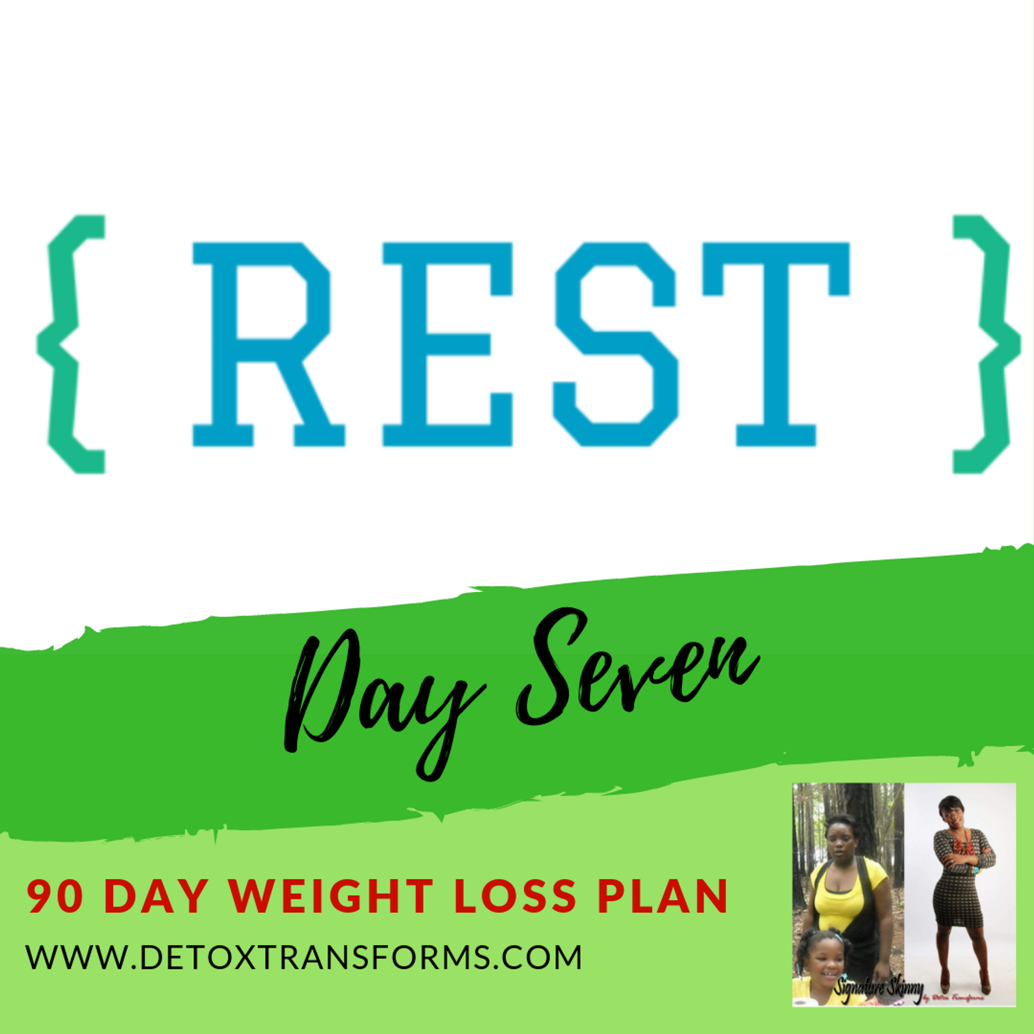 Weight Loss Challenge Day 7