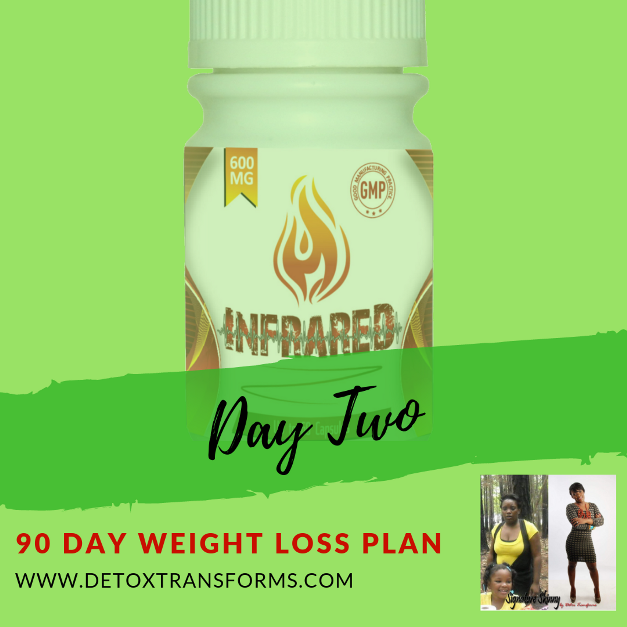 Weight Loss Challenge Day 2