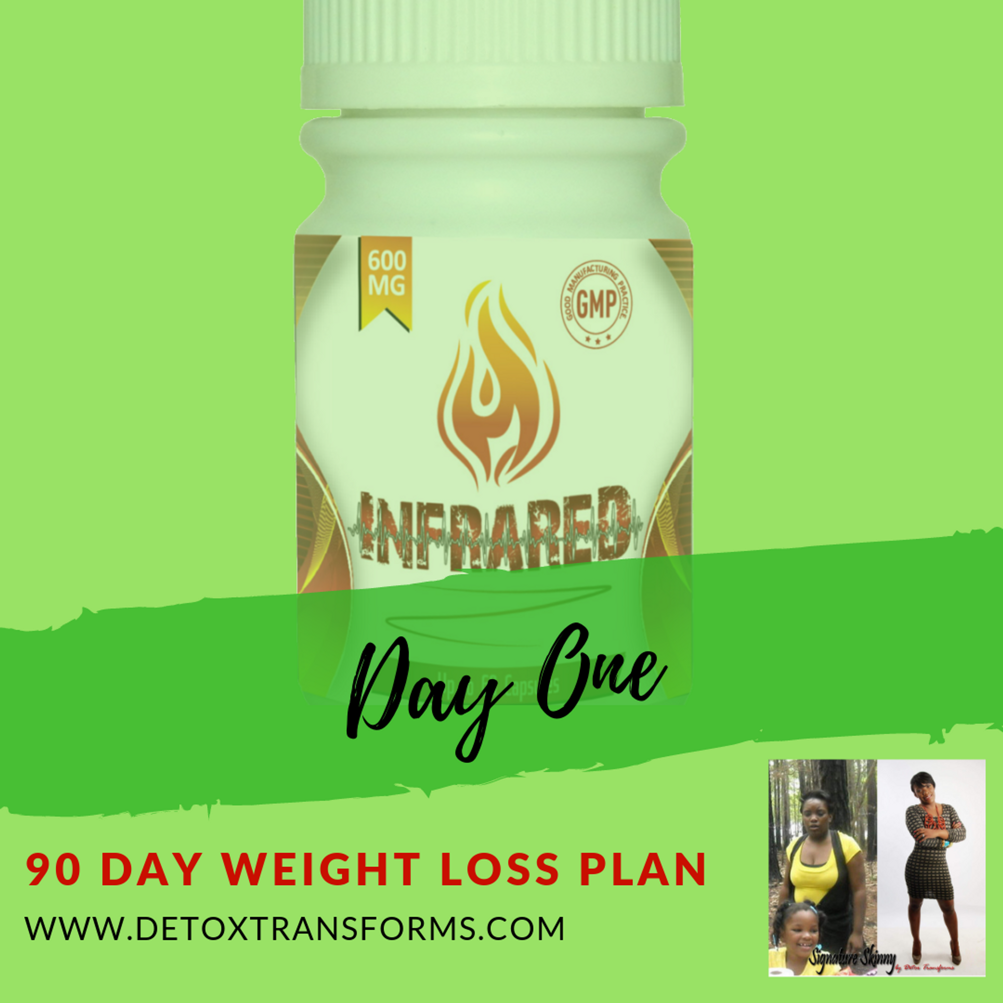Weight Loss Challenge Day 1
