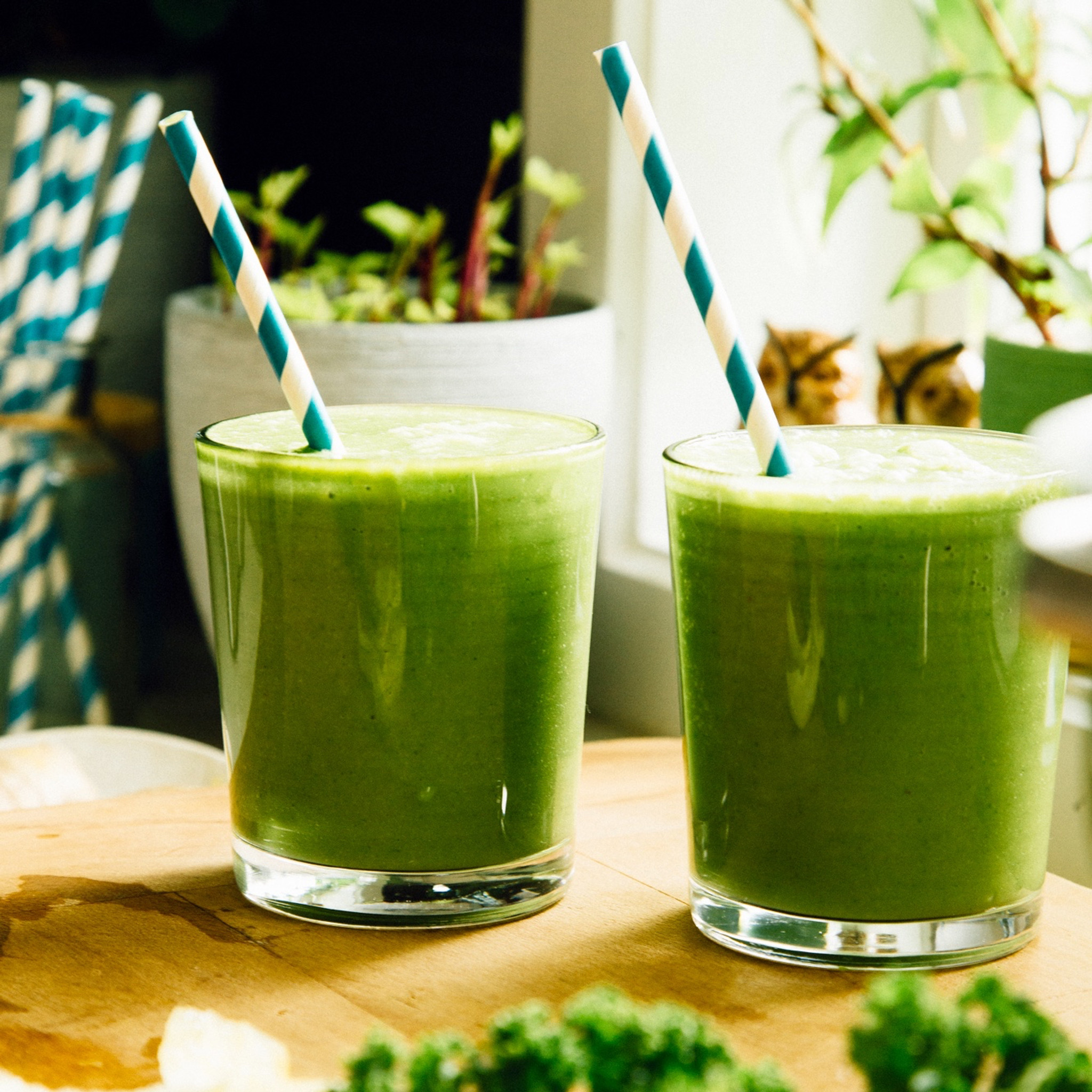 Super Green Meal Replacement Smoothie