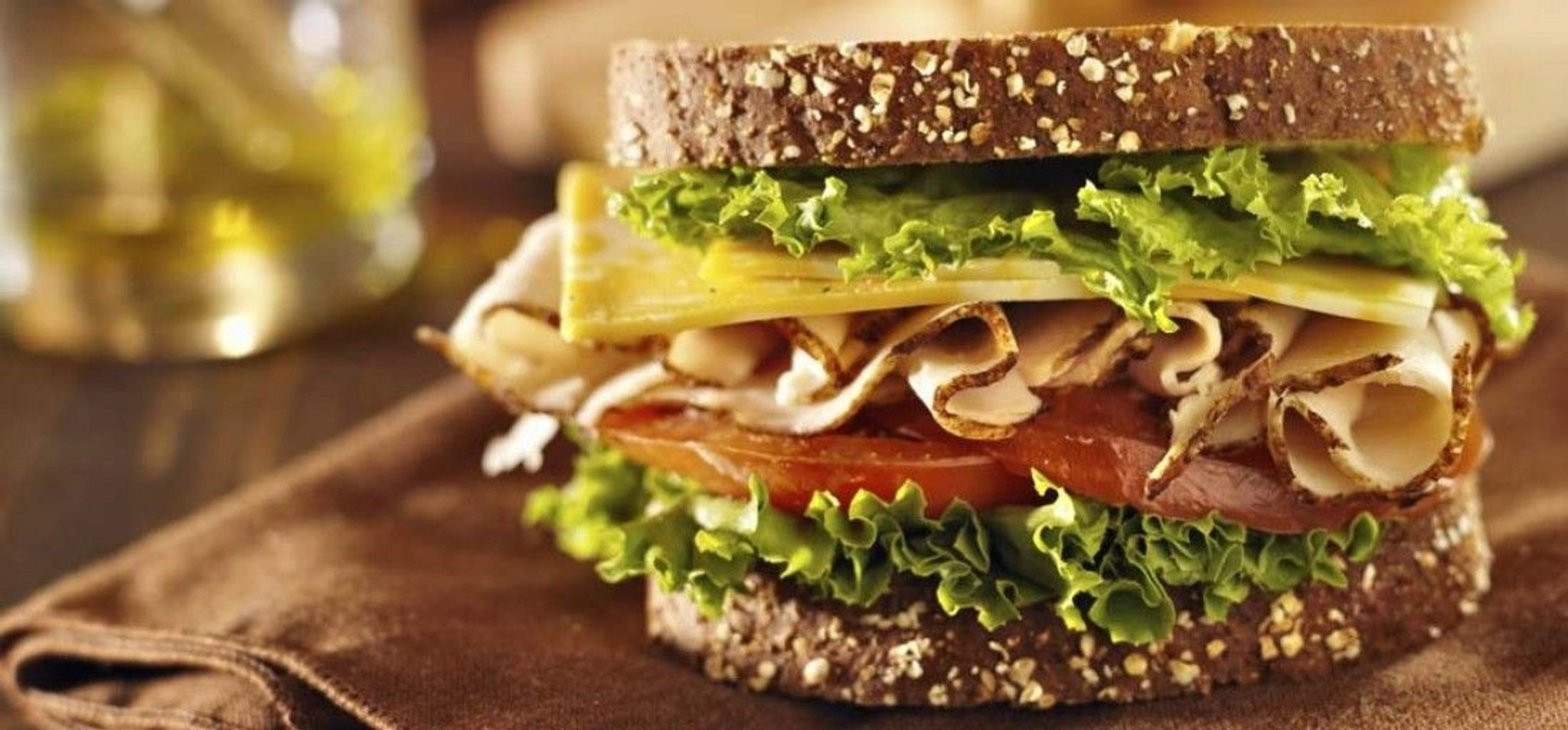 Healthy Sandwiches for Your Brown Bag Lunch