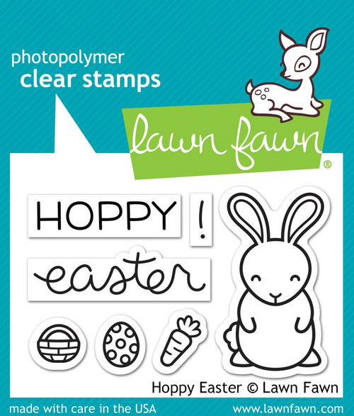 Hoppy Easter Stamp Set - Lawn Fawn