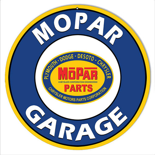 Dodge Chrysler Mopar Products - Man Cave Mall