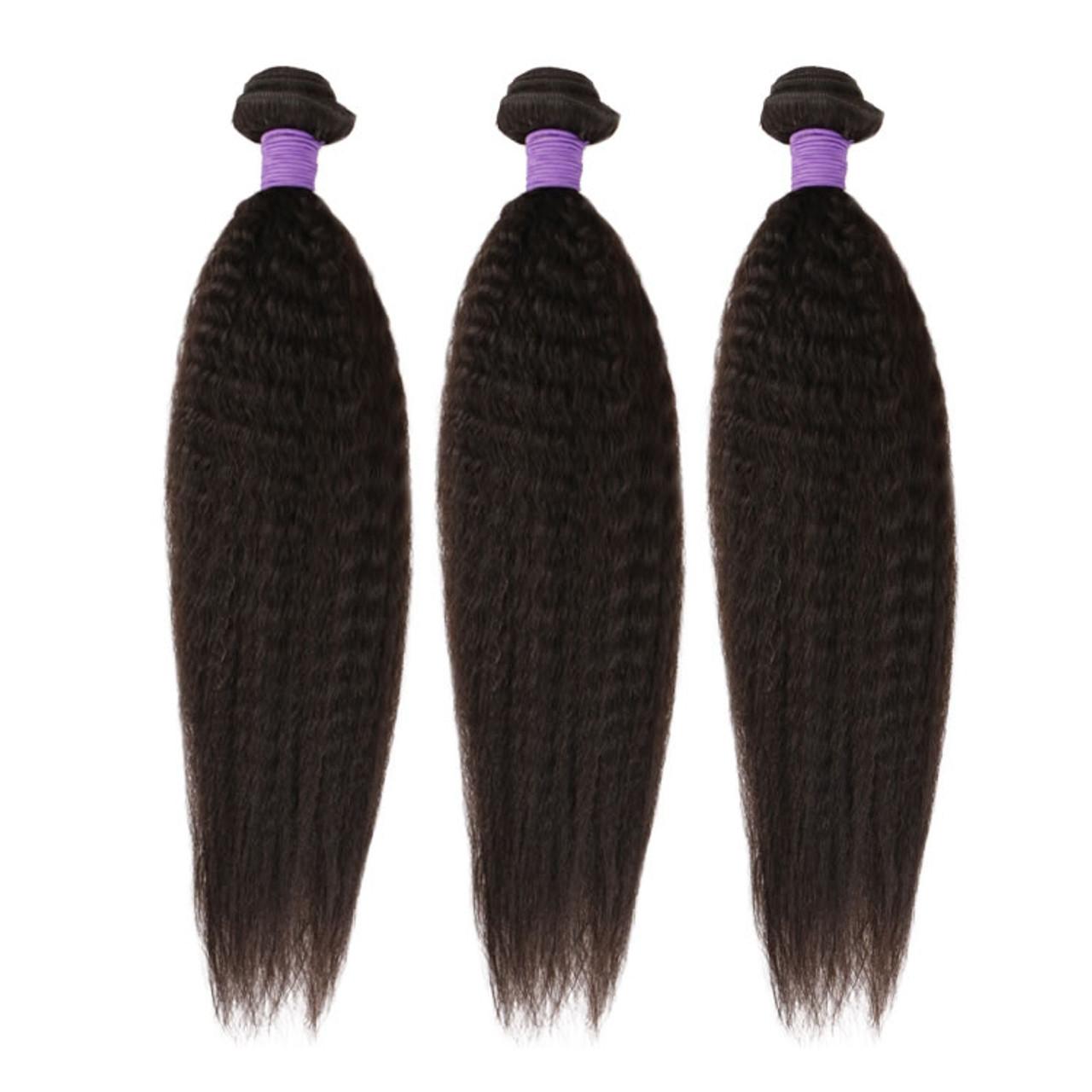 Kinky Straight Bundle Deals - Diamond Dynasty Virgin Hair 37af81d2345e