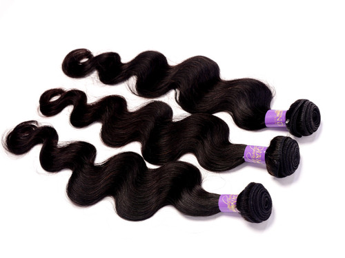 Custom Natural Human Hair Bundle Deals Diamond Dynasty