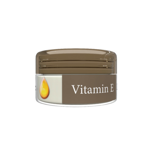 Organic Flavor Lip Balm Jar - Vitamin E- Formulated With Organic Ingredients - Helps Moisturize, Soothe, And Protect Lips- Silicone, Paraben Free For All Skin Types - Made in USA 0.16oz/5gr
