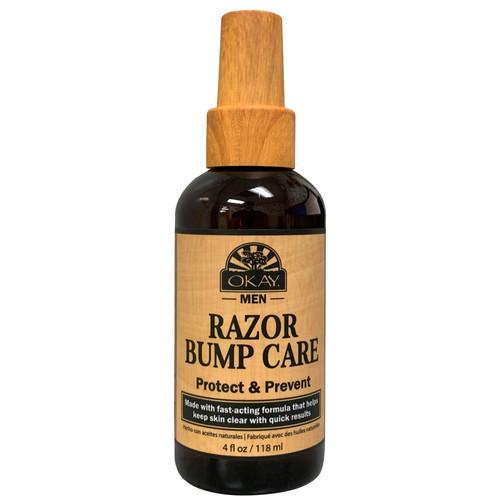 OKAY Men's Razor Bump Care 4oz / 118ml