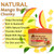 Mango Butter 100% Pure Chunks for Skin and Hair-100% Natural-Provides Relief From Skin Dryness -Restore Skins Natural Elasticity-Reduces Degeneration Of Skin Cells - Helps Decrease Signs Of Aging - Made In USA 8oz / 227Gr